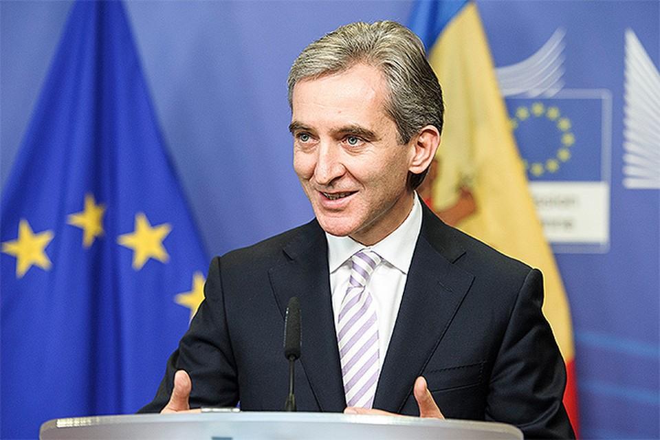 Премьер-министр Молдовы Юрие Лянкэ  уверяет своих западных партнеров, что страна не свернет с пути интеграции с Европой.