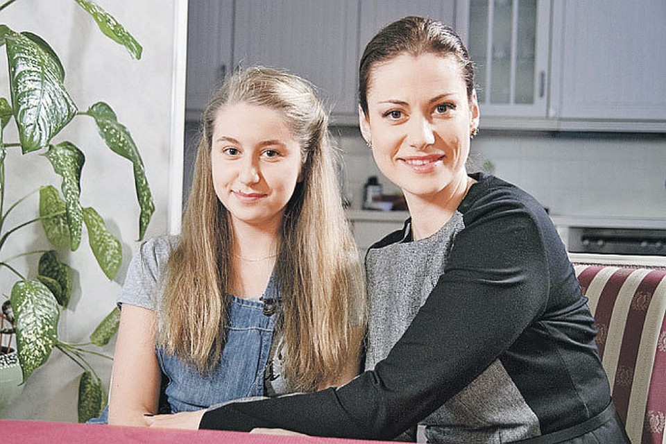 Анна ковальчук семья дети 98