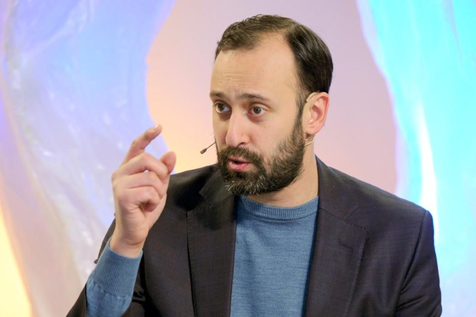 Картина дня с общественным деятелем Михаилом Дворковичем