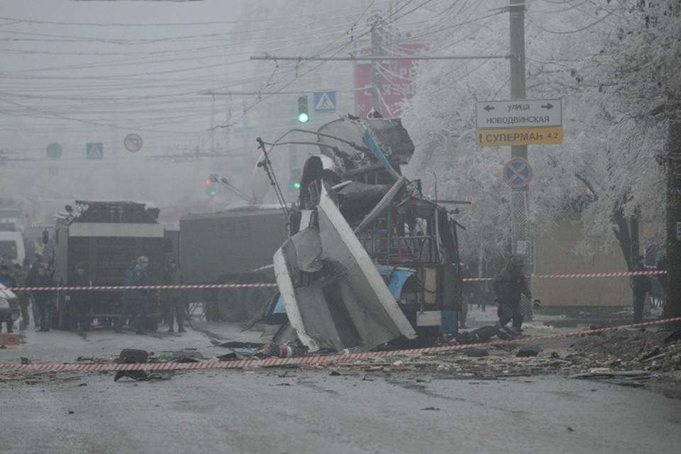 Второй за сутки взрыв в Волгограде устроил террорист-смертник