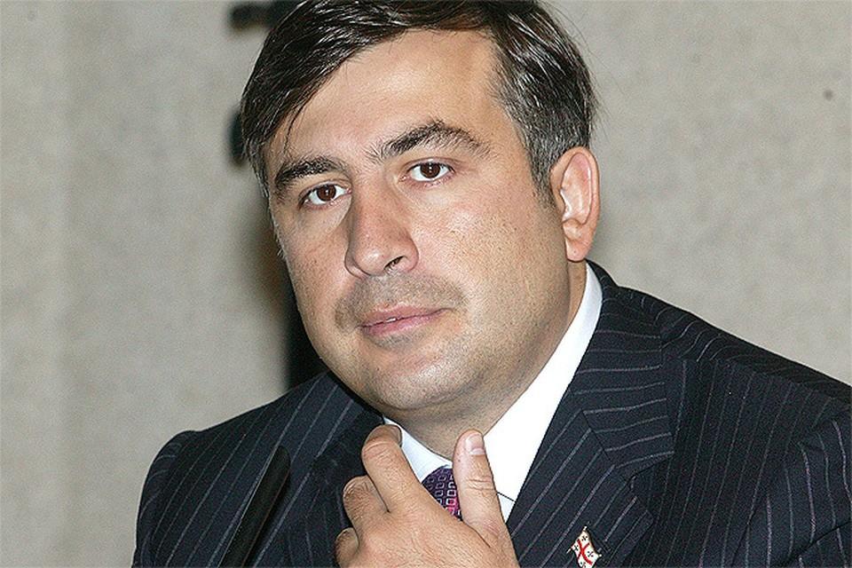В Грузии обнаружена проложенная под землей труба газопровода, которая в обход счетчика снабжала газом бывший дворец Саакашвили