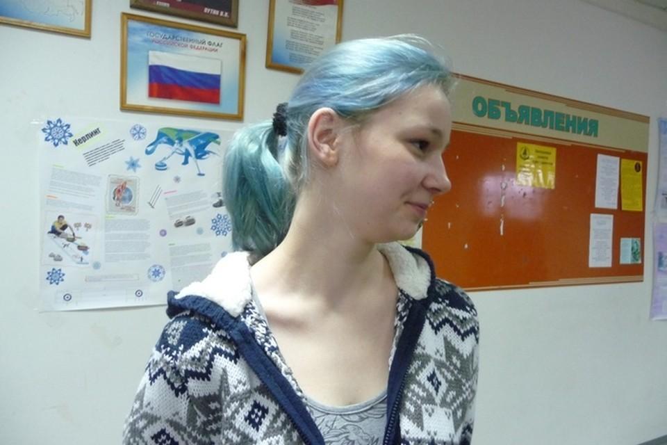 В новокузнецком лицее учатся «синяя девочка» и «волосатый мальчик»