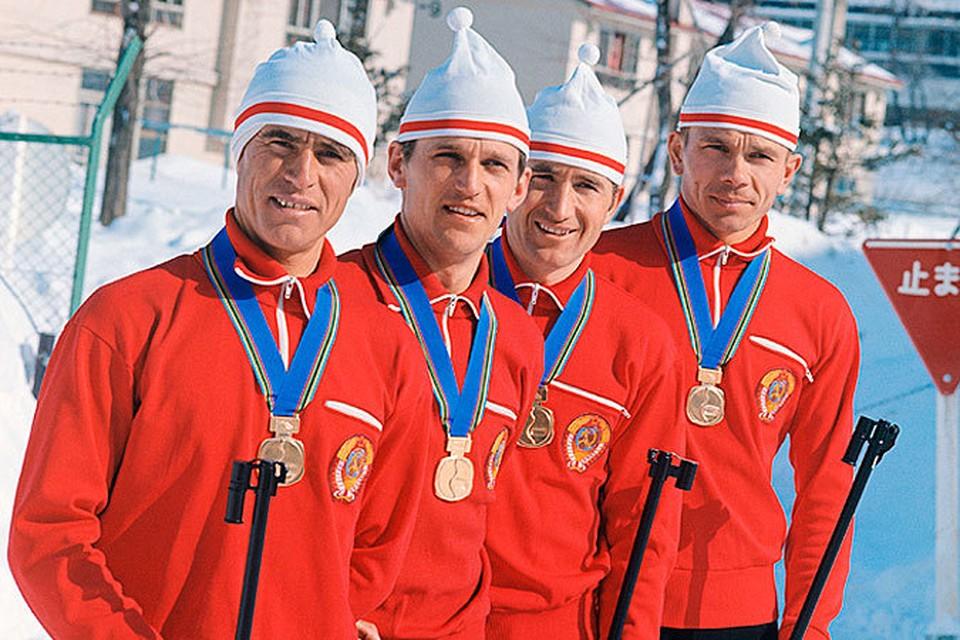 Главные победы советских спортсменов на Зимней Олимпиаде в ...