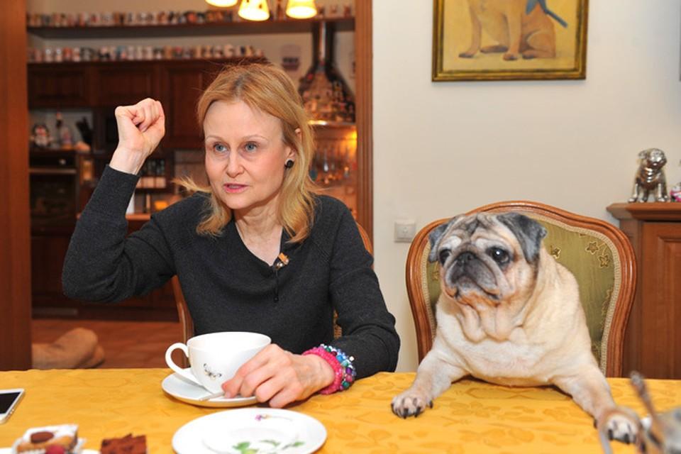 Дарья Донцова знает: рак победим!