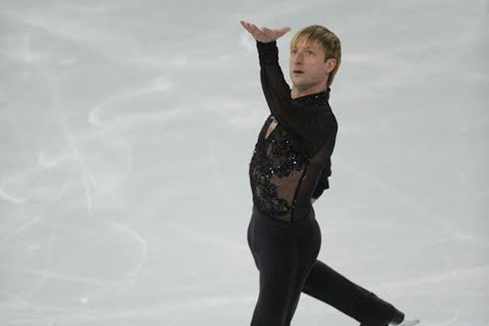 Двукратный Олимпийский чемпион Евгений Плющенко: Увидимся на пятой Олимпиаде.