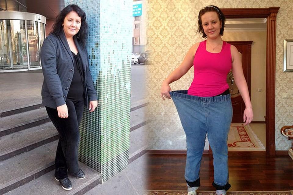 Как похудеть истории женщин