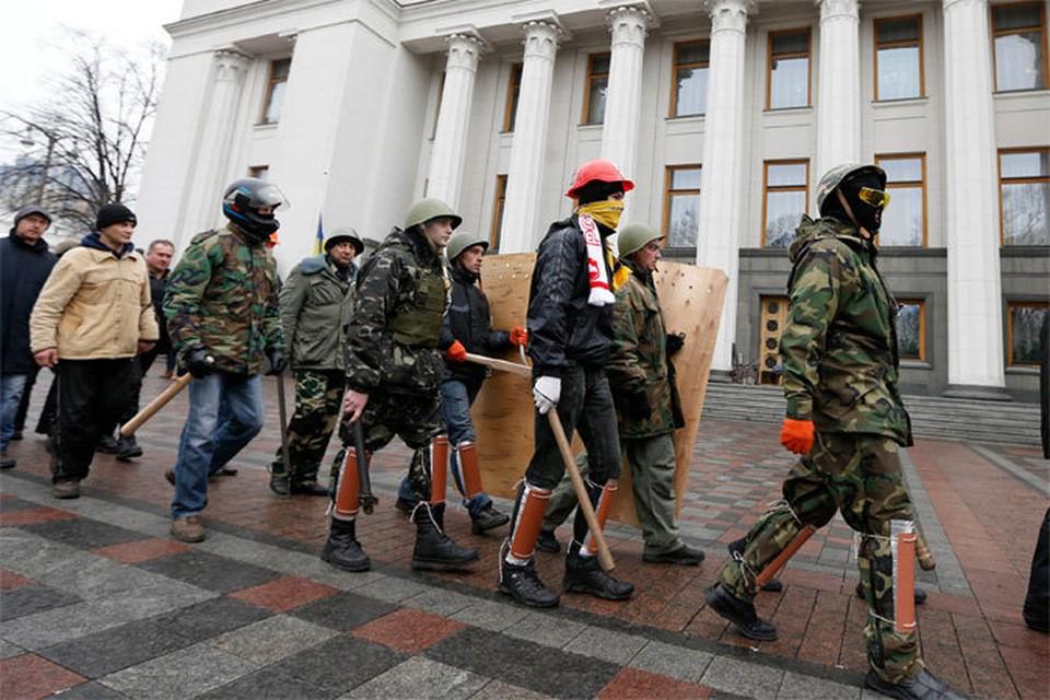Депутаты Юго-Востока и Востока Украины объявили, что берут власть в свои руки.