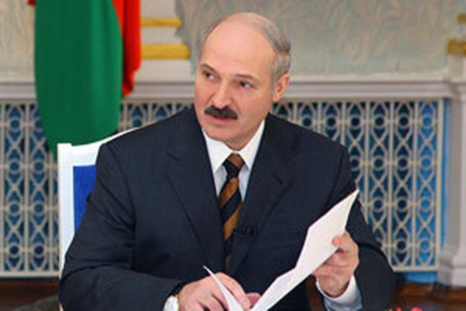 Лукашенко опять говорит о Майдане.