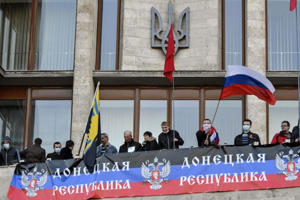 В воскресенье многотысячные протесты охватили Восток и Юг Украины