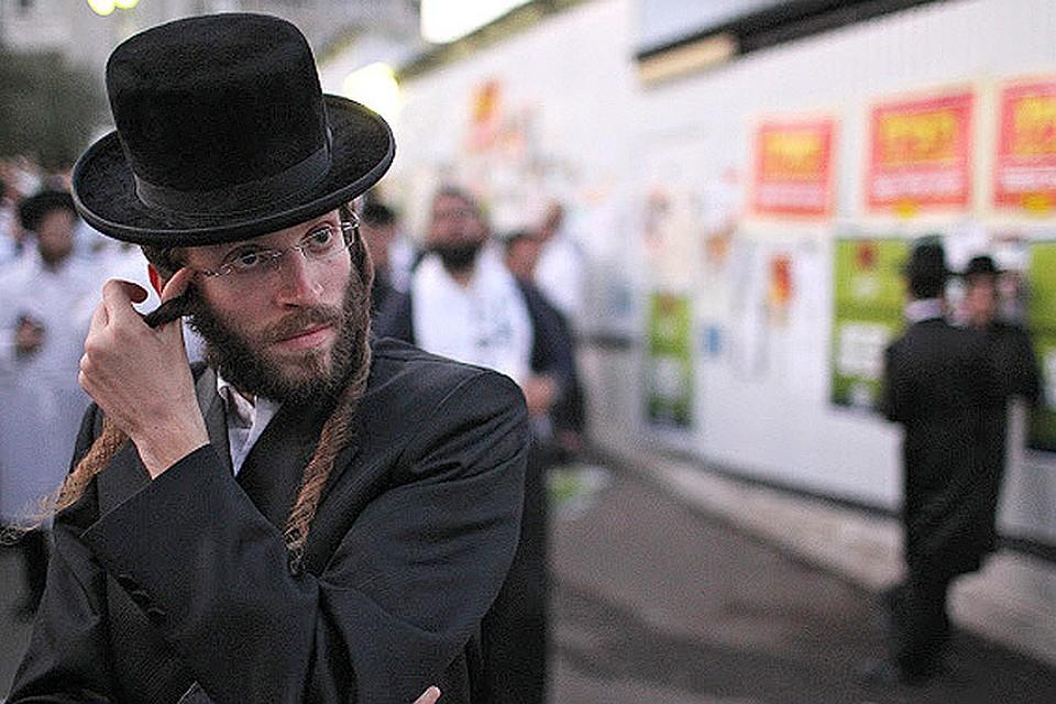 Верующие евреи секс в их семьях