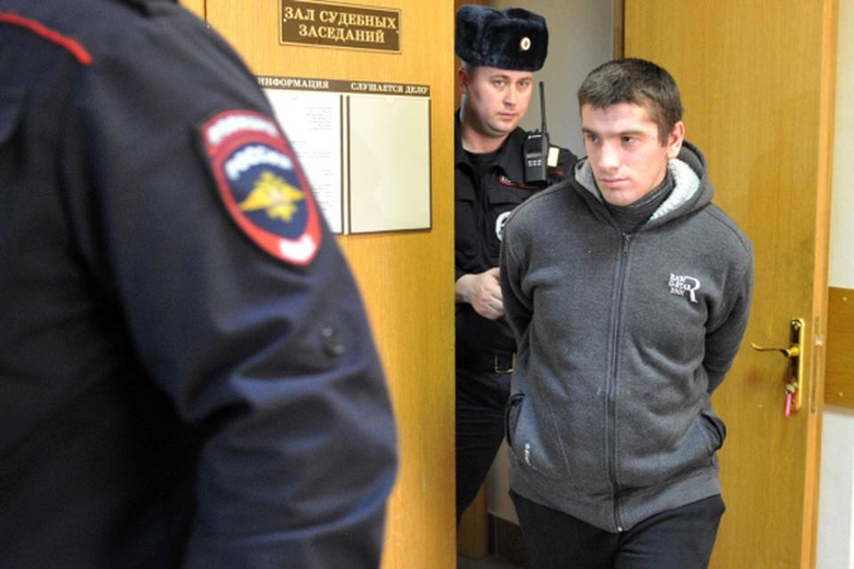 Магомедова, чьи сексуальные домогательства до 15-летней москвички в июле 2013 привели к массовой в драке на Матвеевском рынке, к 14 годам колонии строгого режима