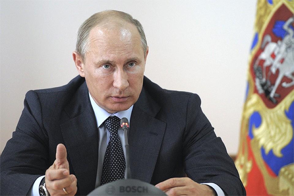 Путин попросил Юго-Восток Украины перенести референдум