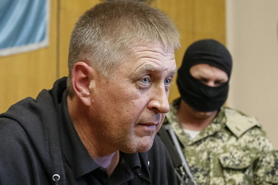 Народный мэр Славянска: Наблюдателей ОБСЕ задержали ополченцы