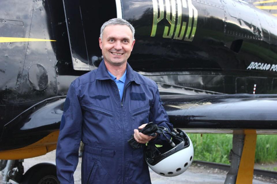 Мечты сбываются: победитель конкурса «На крыльях «Руси» провел 50 минут в небе