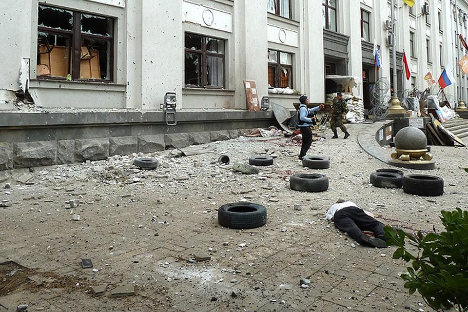 Минобороны Украины призналось в авиаударах по Луганску