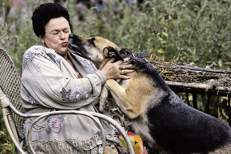 Людмила Георгиевна в конце жизни была очень одинока.