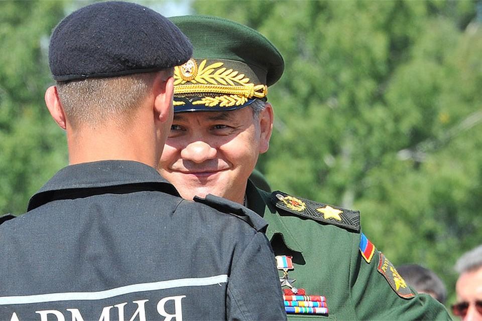 Лучше всего россияне относятся к работе Сергея Шойгу (Министр обороны РФ)