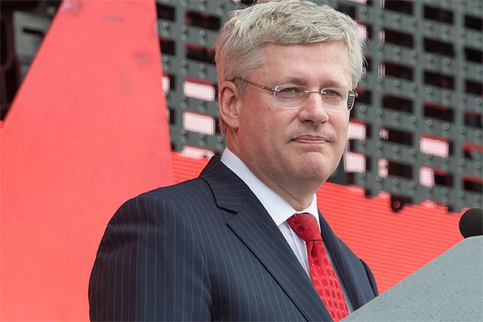 Премьер-министр Канады Стивен Херпер ввёл санкции в отношении ДНР и ЛНР