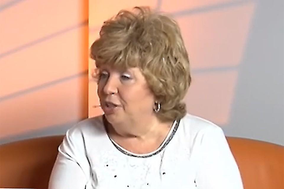"""Лариса Рубальская в гостях у телеканала и радио """"Комсомольская правда"""""""