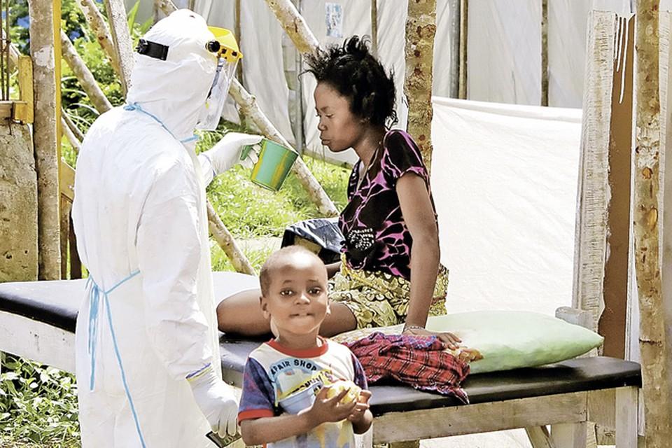Вакцину от лихорадки Эбола так и не придумали. Фото: REUTERS