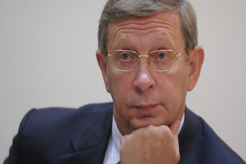 Председатель совета директоров ОАО АФК «Система» Владимир Евтушенков.