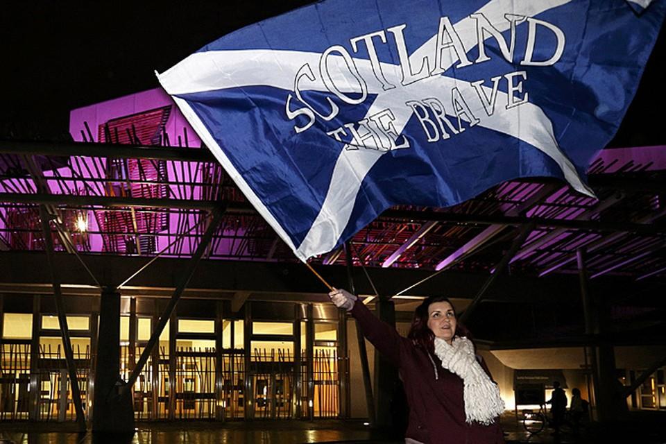 Итак, референдум о независимости Шотландии состоялся