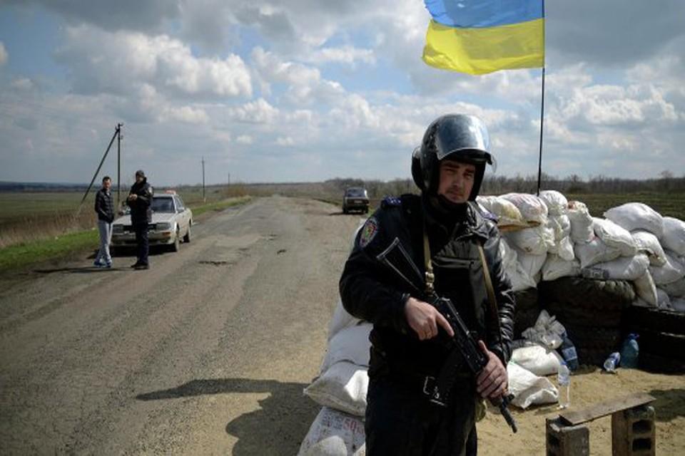 В штабе народной самообороны рассказали о ситуации в Донецкой области