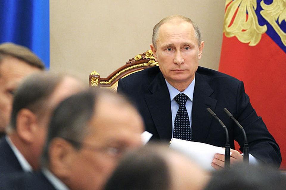 Владимир Путин на состоявшемся в среду заседании говорил о том, как России защитить свои интересы в глобальной сети