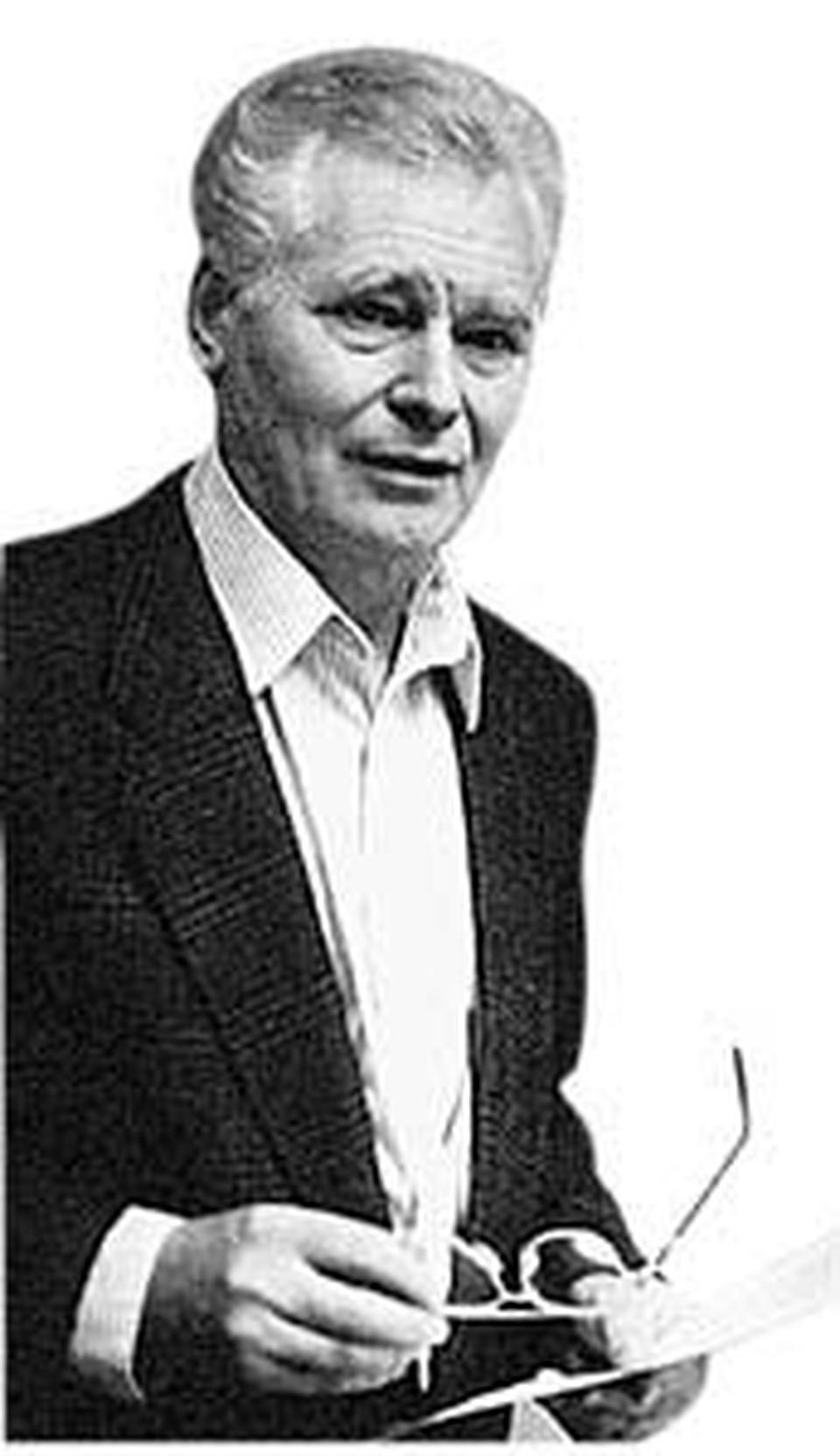 Сергей Кара-Мурза - очень системный человек.