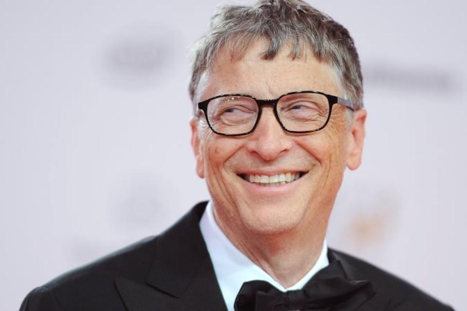 Билл Гейтс возглавил список самых щедрых богачей планеты