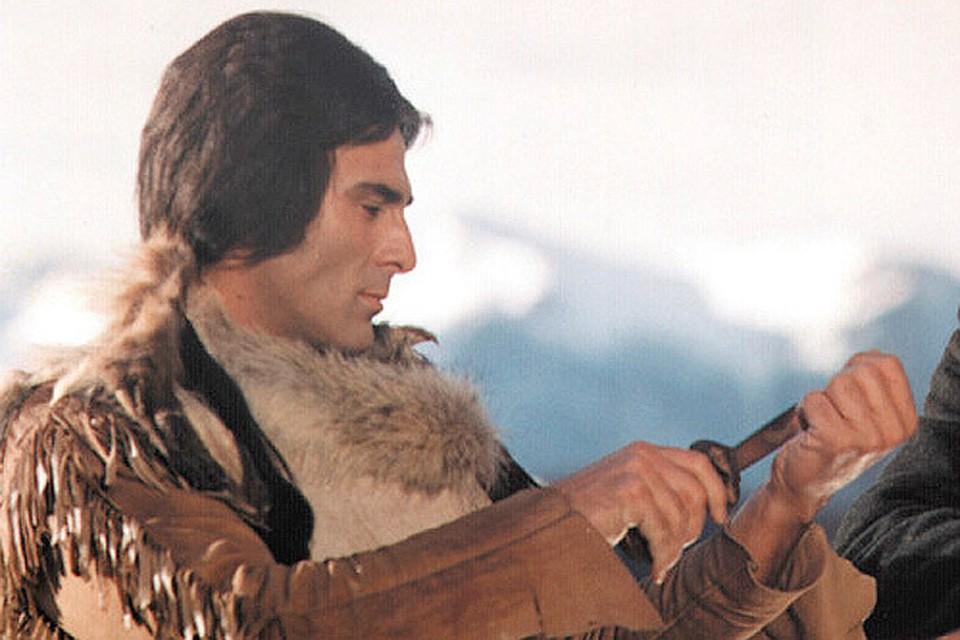 В своё время главную роль в популярнейшей индейской саге исполнил югославский актер Гойко Митич.
