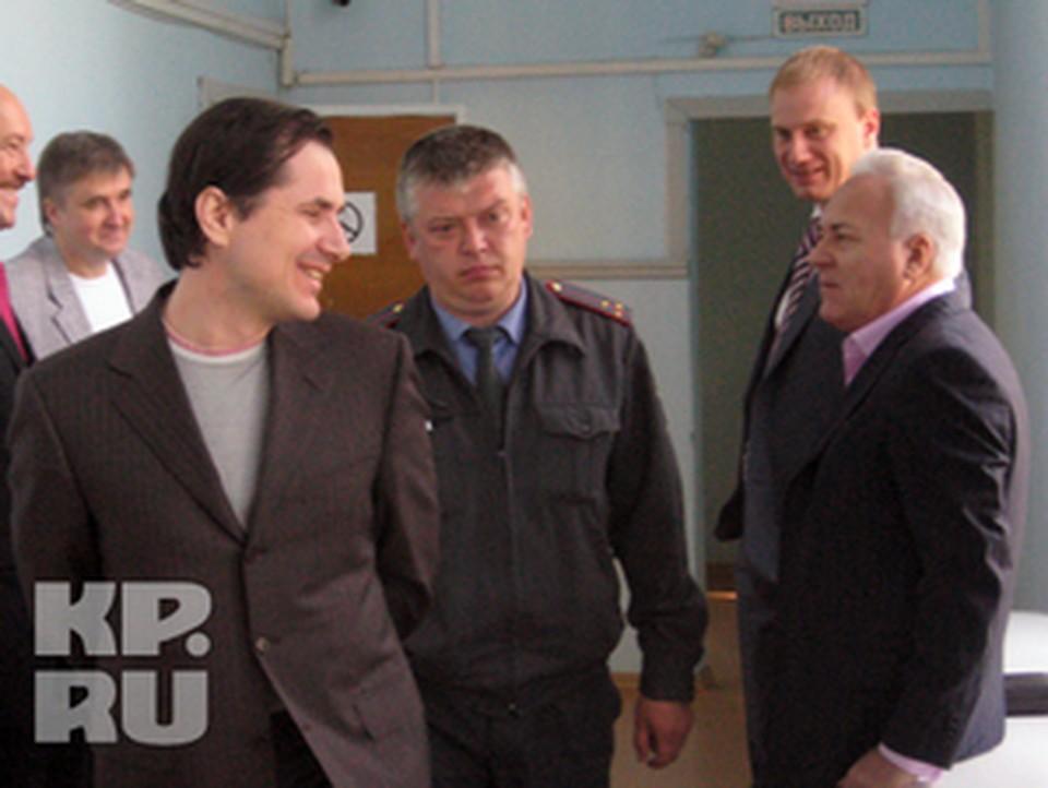 На сегодняшнем заседании в качестве свидетелей выступили Анатолий Лисицын и Максим Гейко.