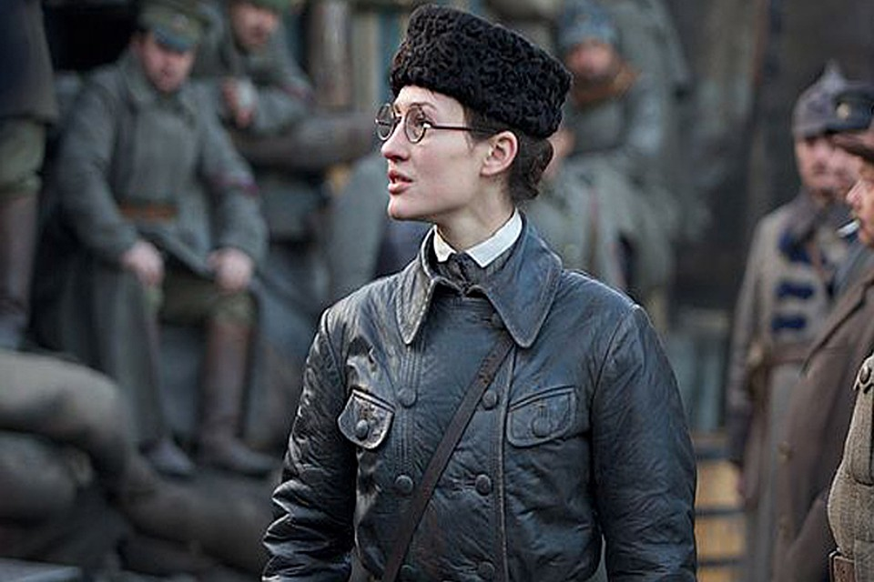 9d47f3eb613 Как «фурия красного террора» Розалия Землячка приехала в Пермь ...