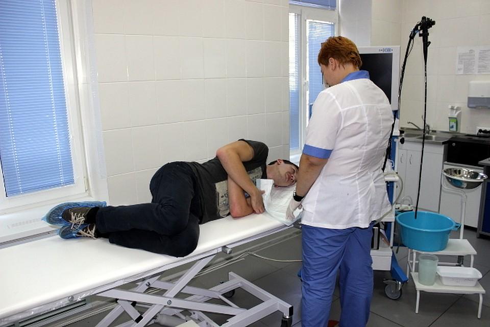 Трансназальная гастроскопия екатеринбург прикрепление к поликлинике астана