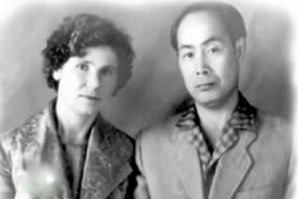 Клавдия Новикова и Ясабуро Хачия прожили вместе почти 40 лет. Кадр из документального фильма «Русская любовь самурая».