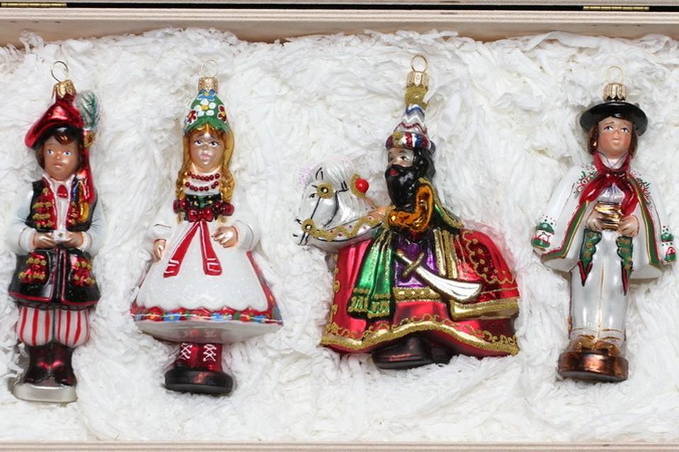 Коллекция елочных украшений столичного предпринимателя выставлена в Историческом музее.