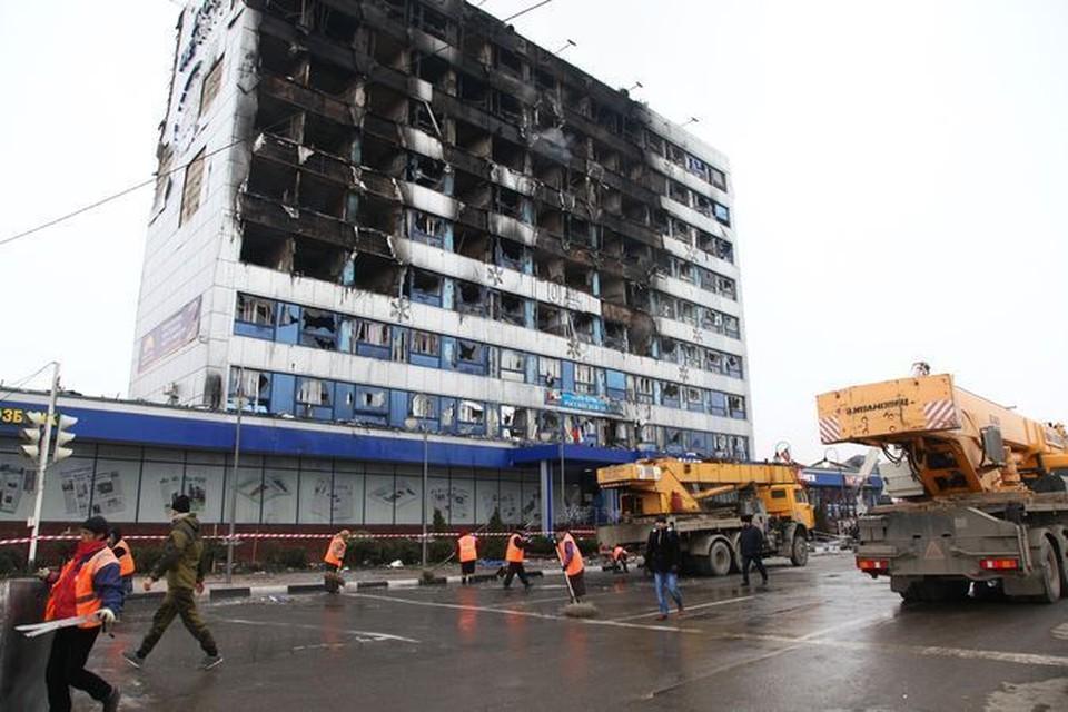 Экс-руководитель Управления правительственной информации РФ Александр Михайлов: То, что происходит в Чечне - это первые ласточки