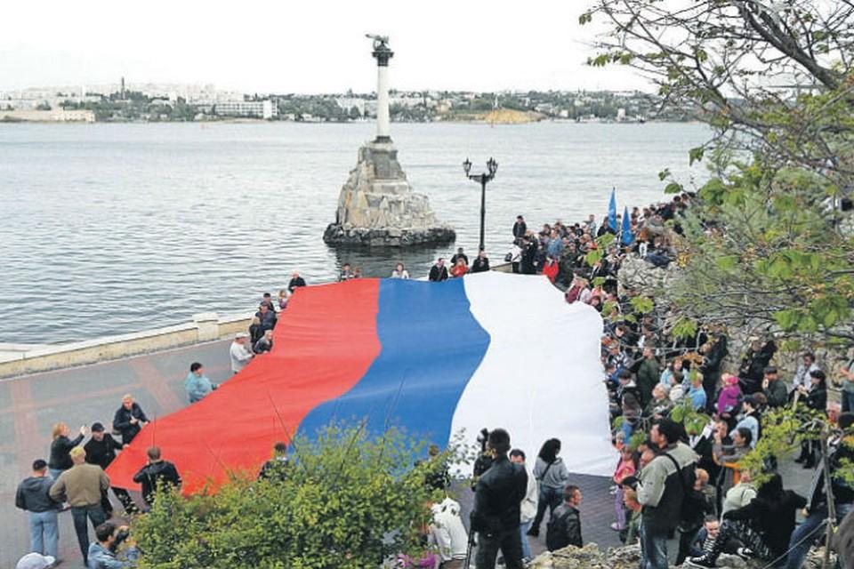 Итоги уходящего года: Главное - Крым вернулся домой!