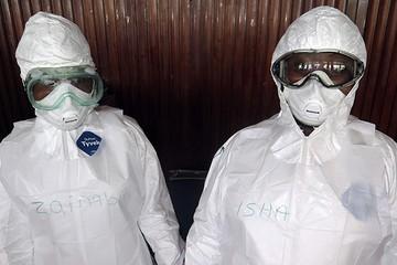 После выздоровления у людей развивается «пост-Эбольный синдром»