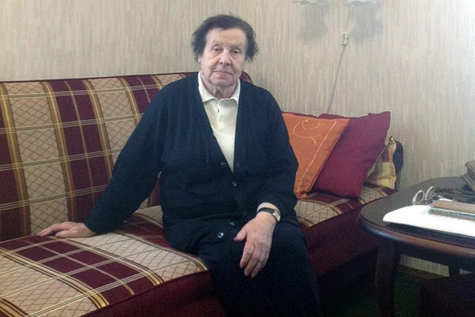 Ариадна Бажова-Гайдар, мать Егора Гайдара