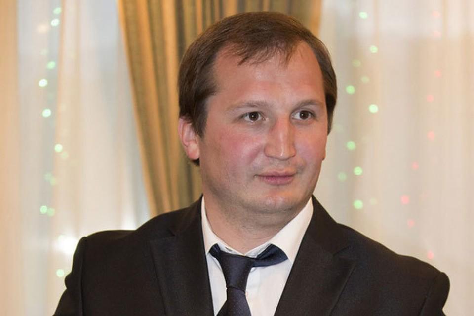 Максим Клетин. ФОТО: из архива КП.