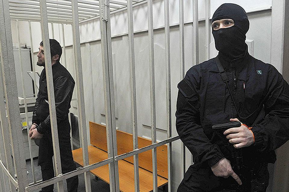 Суд арестовал всех обвиняемых по делу об убийстве Немцова