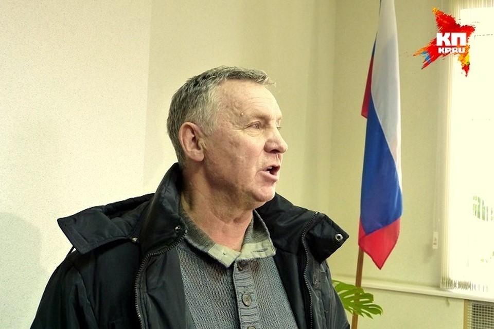 Валерий Рюмин не раз заявлял, что считает дело полностью сфабрикованным.