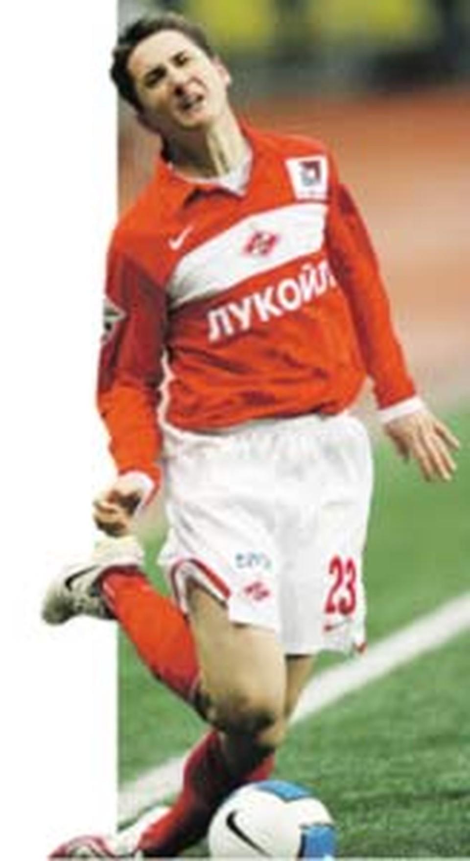 Воспоминания о последних матчах «Спартака» вызывают у Быстрова боль. Вылечат ли их игры сборной?