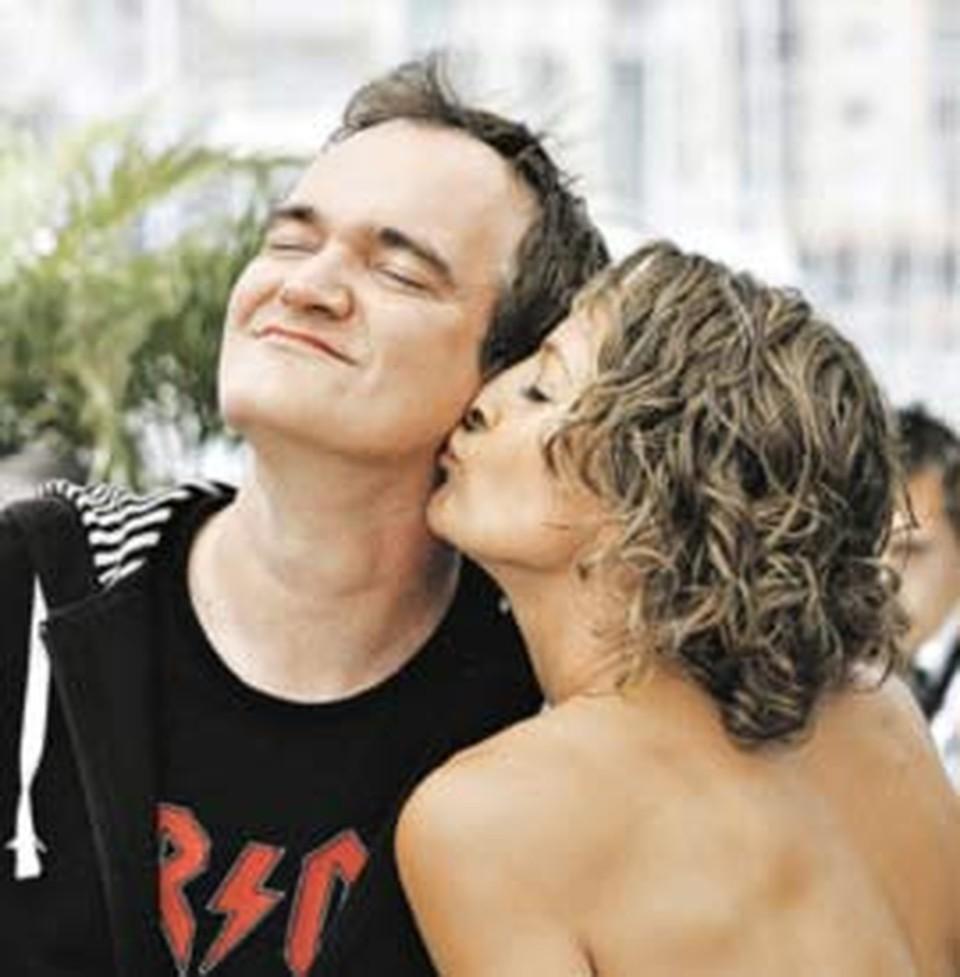 В Каннах Тарантино представлял всем свою новую фаворитку актрису Зои Белл: «Она мне - как сестра». Но никто почему-то не верил...