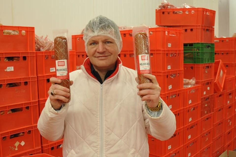 Колбаса «Молдовенеск» придется по вкусу всем любителям вкусненького.