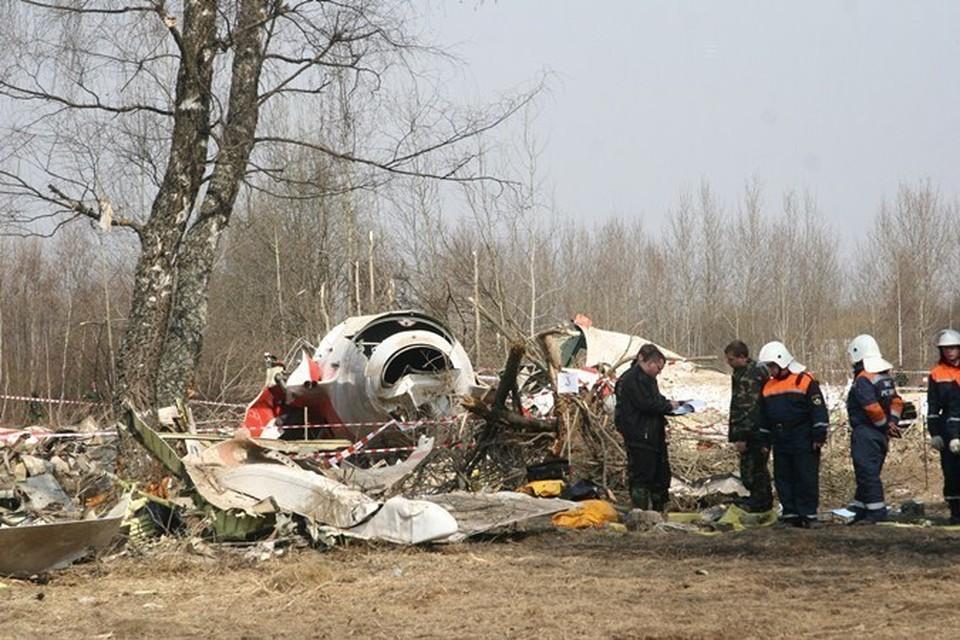 В канун пятой годовщины гибели самолета президента Польши Леха Качиньского под Смоленском появились подробности страшной авиакатастрофы, унесшей жизни 96 челове