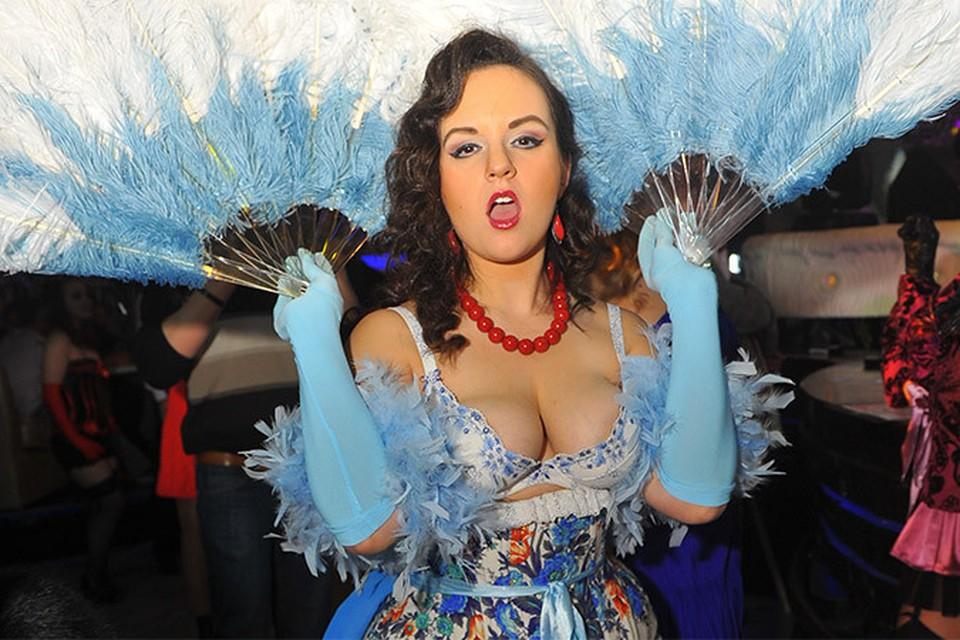 В Москве завершился Международный фестиваль Бурлеска