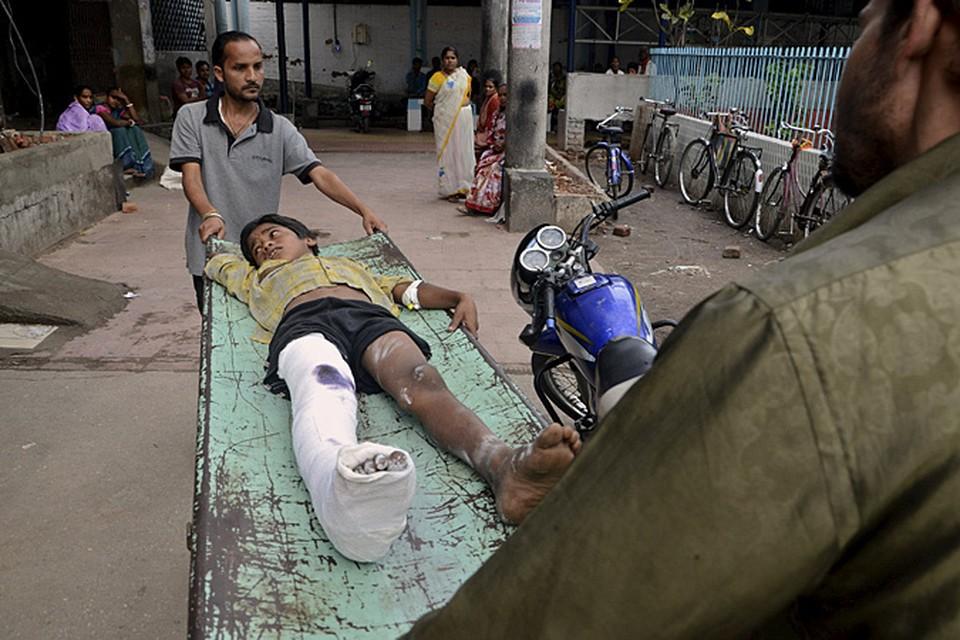 Мощное землетрясение произошло сегодня, 25 апреля, в Непале. По последним данным, его жертвами стали 700 человек