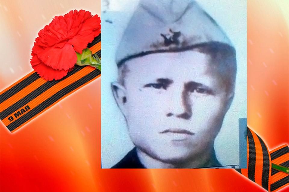 Боец Клинцов служил на Калининском фронте. Фото: личный архив.